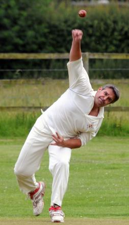 Ady Budd took 4-7 as Priors eased past Winterslow