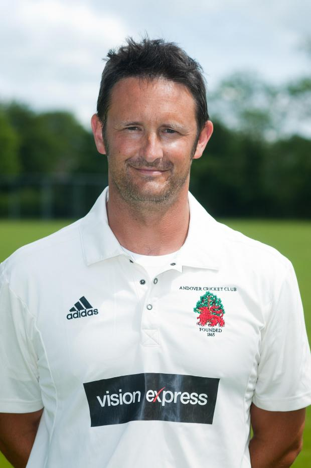 Andover Advertiser: Glyn Treagus first 50 for Andover was not enough down in Bournemouth