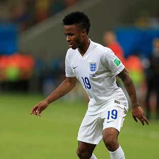 Raheem Sterling is happy to play wherever he is asked