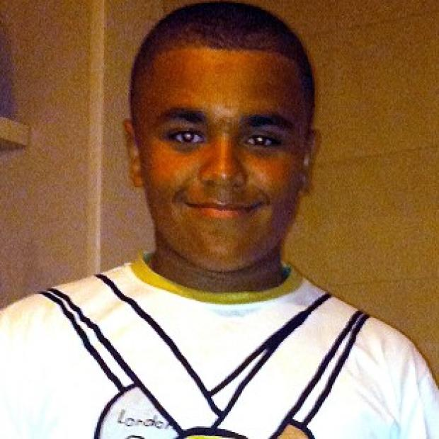 Andover Advertiser: Rio Andrew, 15, died after falling ill at an illegal rave in Croydon
