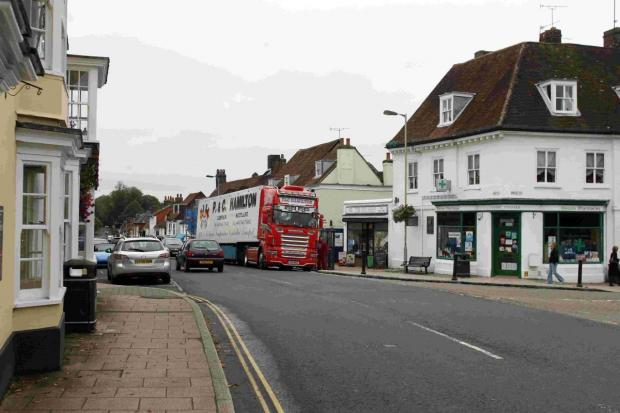 Andover Advertiser: Busy Alresford needs someone to help organise its community events