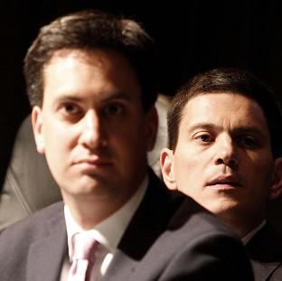 Andover Advertiser: David Miliband would outperform brother Ed in a contest with David Cameron, a poll suggests