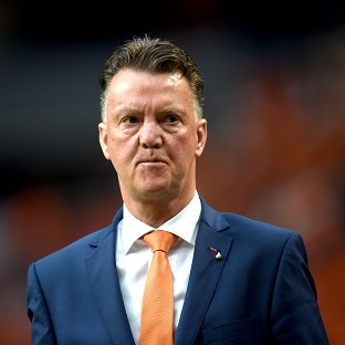 Louis van Gaal was always confident his team would prevail