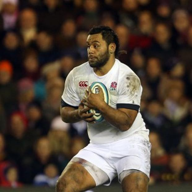 Andover Advertiser: Billy Vunipola vows to learn how to keep his emotions under control