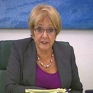 Andover Advertiser: Vulnerable people have been let down, says Margaret Hodge