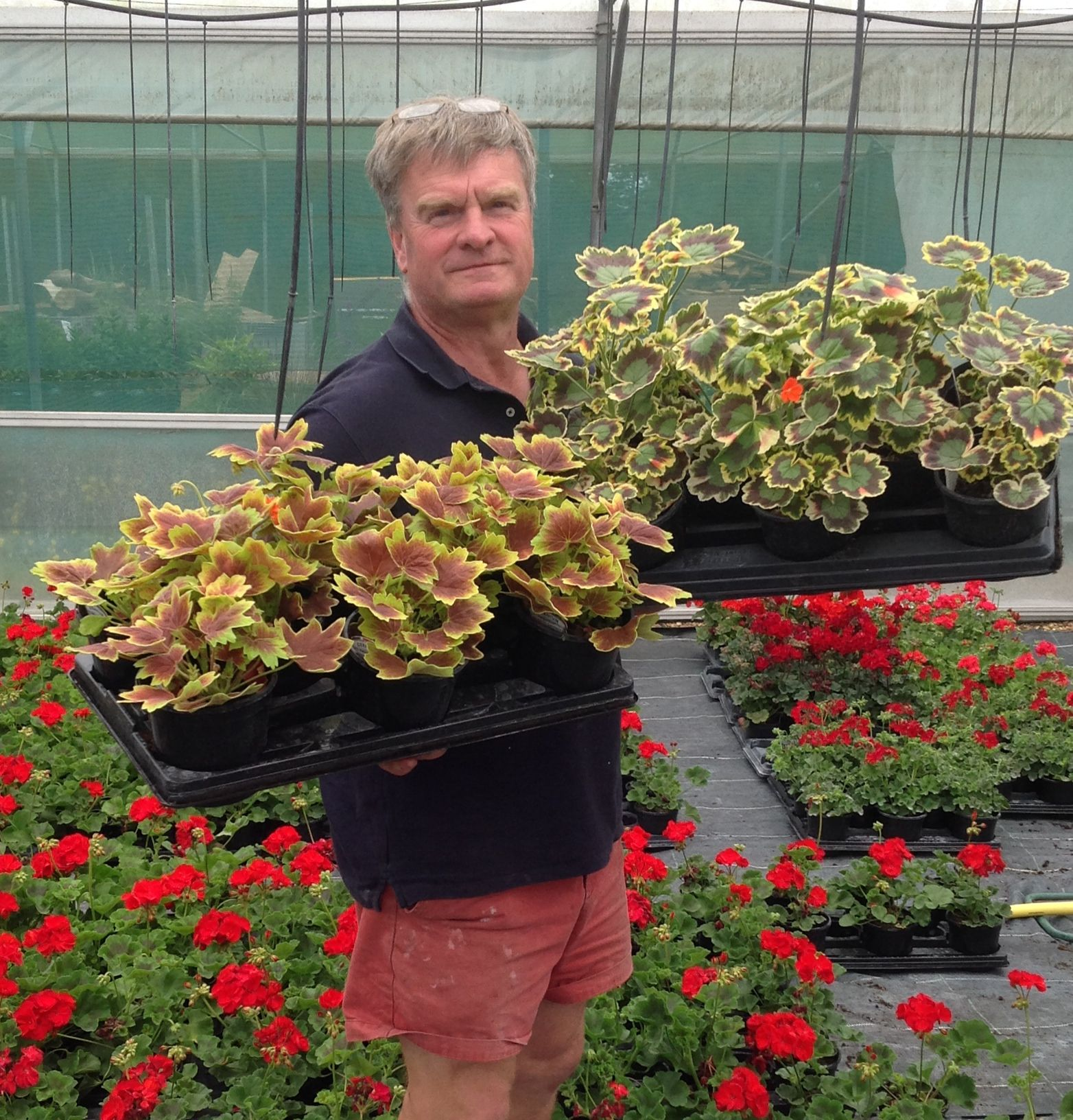 Roger Savage of Choice Plants