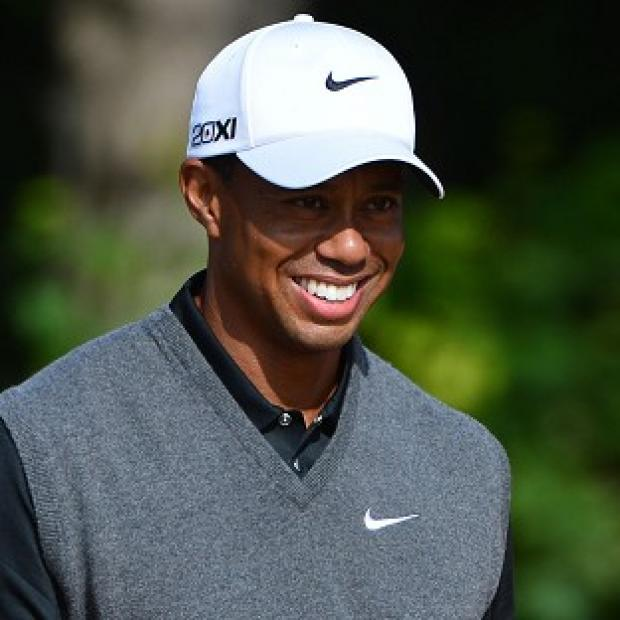 Andover Advertiser: Tiger Woods will return to action after back surgery next week