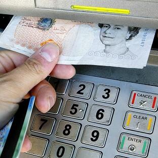 Only one in four people knew that cashpoints were dreamt up in Britain, a survey found