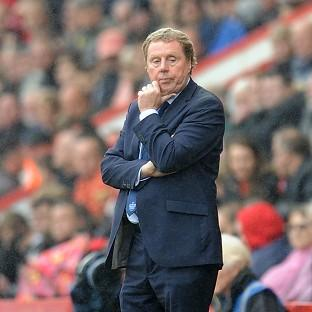Harry Redknapp is not about to name and shame
