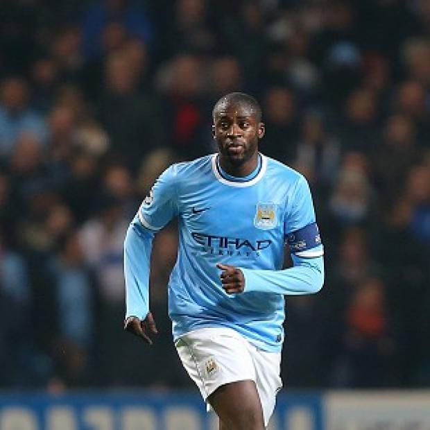 Andover Advertiser: Yaya Toure claims Yaya Toure Manchester City were unwilling to let him spend time with his dying brother Ibrahim before joining their post-season trip to Abu Dhabi