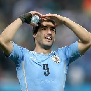 Luis Suarez is under investigation by FIFA