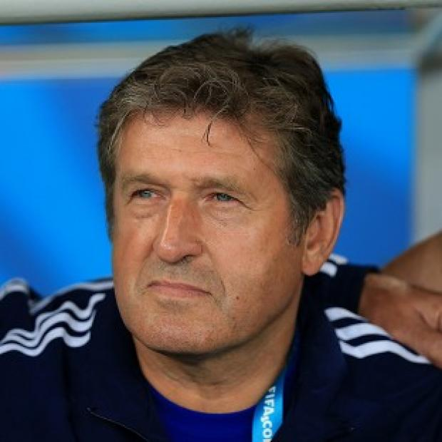 Andover Advertiser: Safet Susic believes his side can have pride