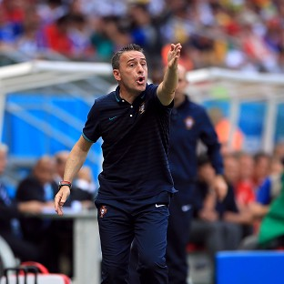 Paulo Bento admitted Portugal fell short of what was required in Group G
