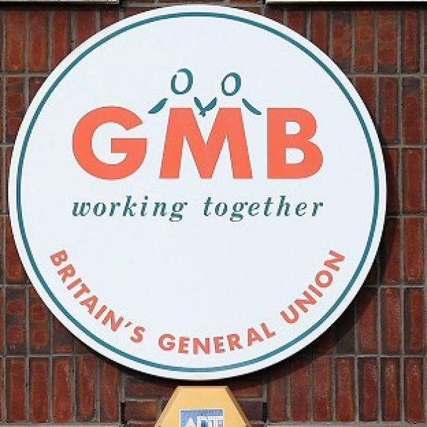 Andover Advertiser: The GMB is taking part in a national strike over public sector pay