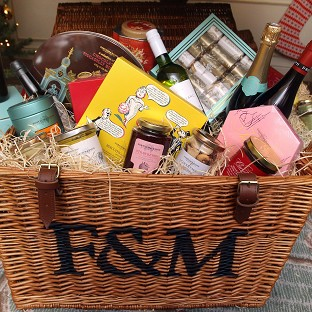 Fortnum and Mason has become the first to join Parcelforce's Sunday delivery service