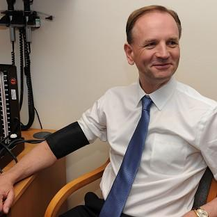 NHS England boss Simon Stevens has hailed regional trauma centres 'a major success'