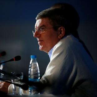 IOC president Thomas Bach believes a 2026 Winter Olympics bid by Lviv would make sense for Ukrainian sport