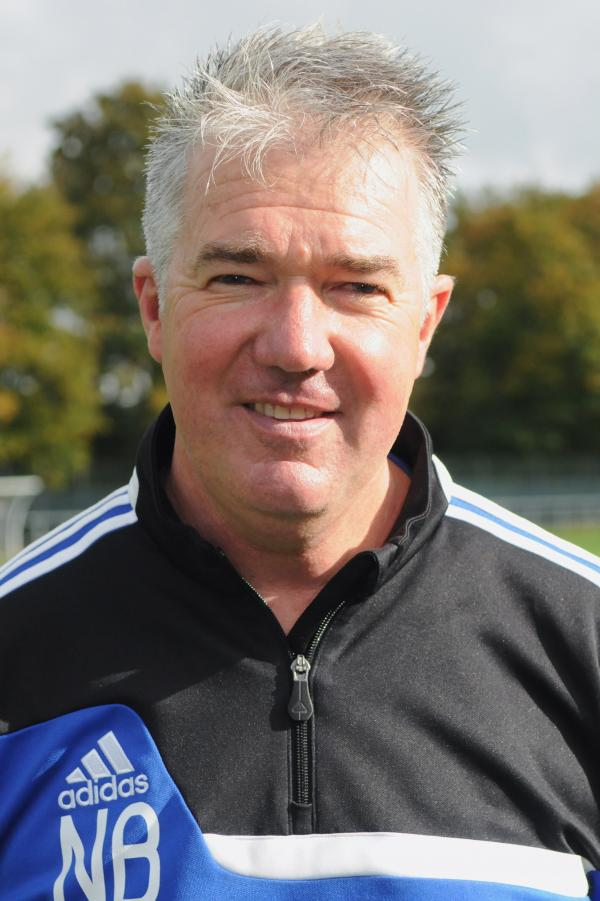 Andover Town return this Thursday under boss Neil Benson