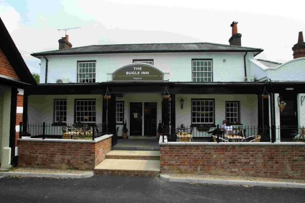 The Bugle Inn, in Twyford, will host the gourmet dinner run by charity Percy's Pals