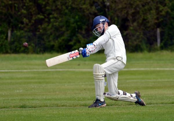 William Samways has been in fine form for Longparish U13 and U15 sides