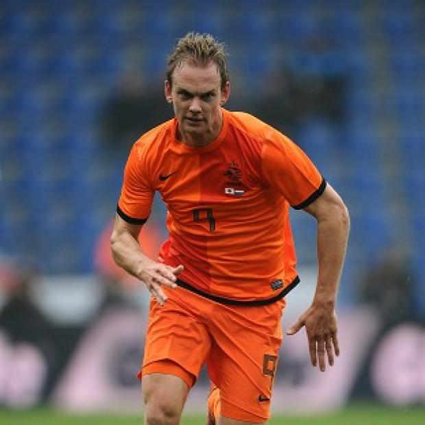 Andover Advertiser: Siem De Jong has agreed a move to Newcastle
