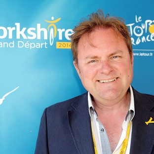 Welcome to Yorkshire chief executive Gary Verity brought the Tour de France to Yorkshire