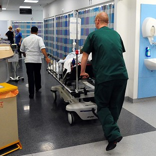 Unions warn the deal threatens to make privatisation of NHS services