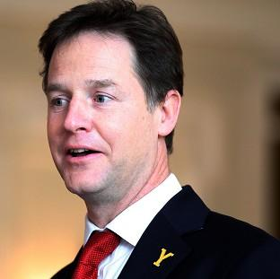 Andover Advertiser: Nick Clegg has said a full police investigation is the best way to look into allegations of historic paedophile activity in Westminster
