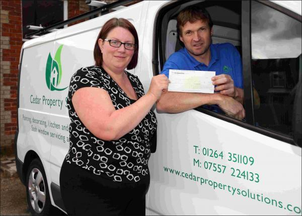Cash boost to promote service