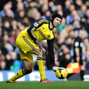 Petr Cech's agent insists the Chelsea goalkeeper has no designs on a transfer away from Stamford Bridge
