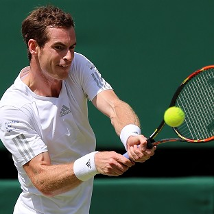 Andy Murray has his sights firmly set on winning more grand slam titles