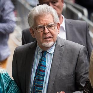 Andover Advertiser: Rolf Harris outside Southwark Crown Court during his trial