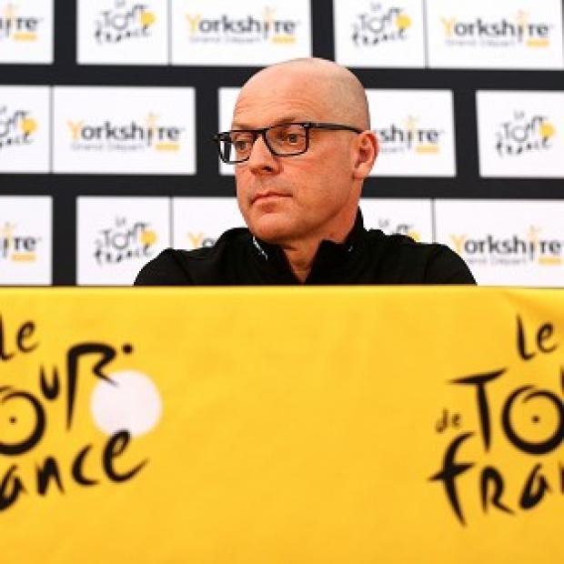 Andover Advertiser: Sir Dave Brailsford has admitted that it was hard to leave Sir Bradley Wiggins out of the Tour de France