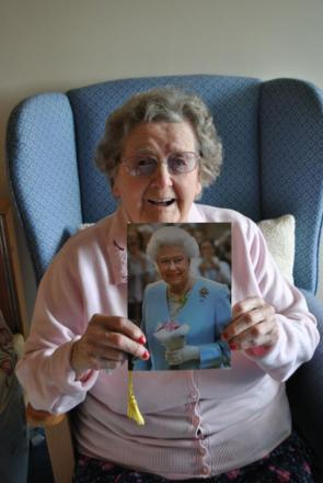Second sister reaches 100