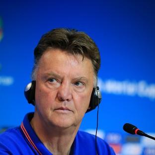 Louis van Gaal is counting on team spirit to see Holland through