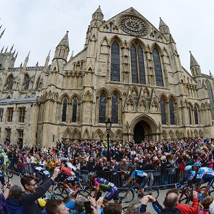 Yorkshire hailed as 'grandest' host