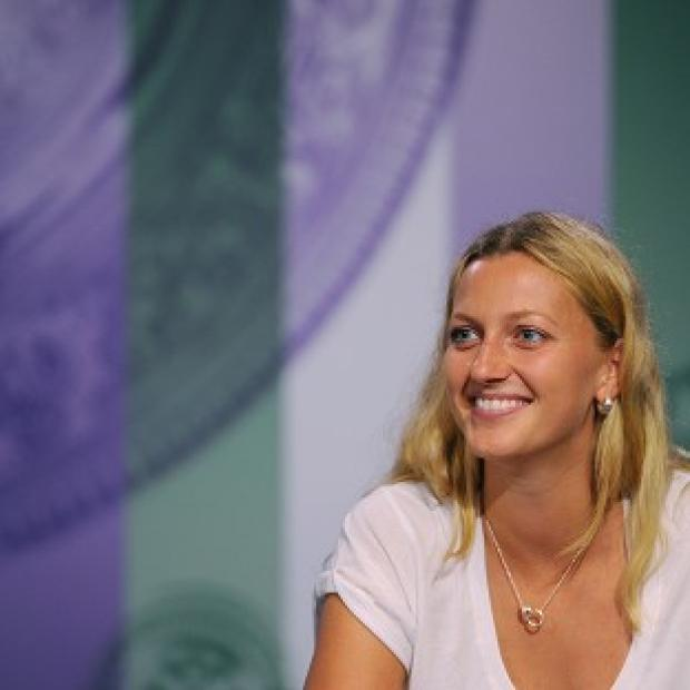 Andover Advertiser: Petra Kvitova feels better prepared for life as a Wimbledon champion