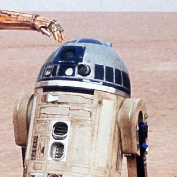 Andover Advertiser: Famous faces - and droids - will join less well-known actors in the new Star Wars movie