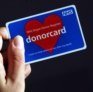 More people are donating their organs than ever, health officials have said.