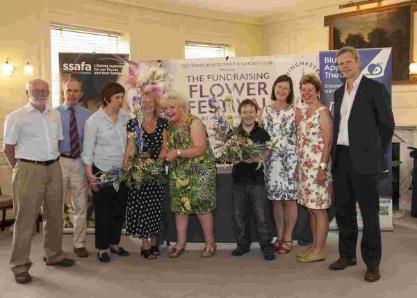 Gardening club to host fund-raising flower festival in aid of mayor's charities