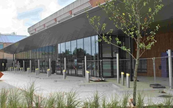 New £2.9m bus station is ready