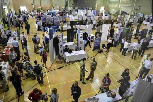 Fair helps to get military into new jobs