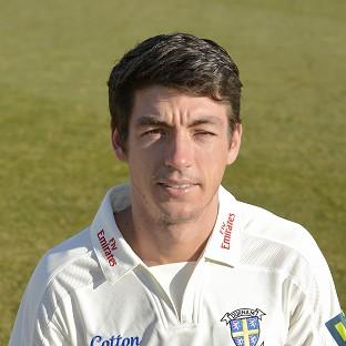 Michael Richardson made 95 as Durham frustrated Yorkshire