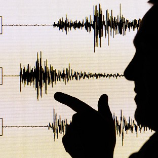 An earthquake has struck Jersey and Guernsey