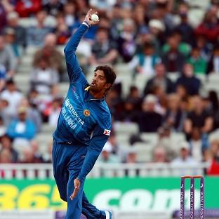 Sachithra Senanayake's action was scrutinised after the one-day international at Lord's