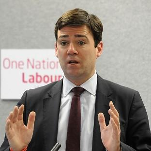 Andy Burnham says Prime Minister David Cameron