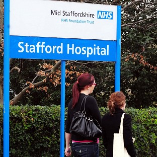 Staffing levels at Stafford Hospital are far too low, it has been warned