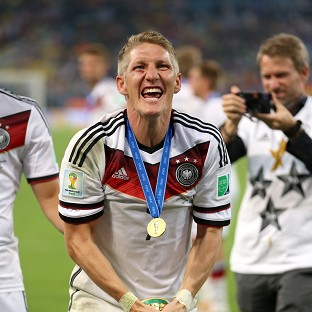 Bastian Schweinsteiger is predicting more success for Germany