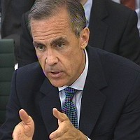 Carney cool on house prices action
