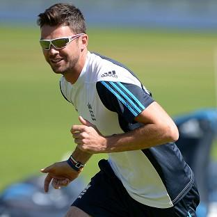 England want James Anderson to stick to his guns at Lord's